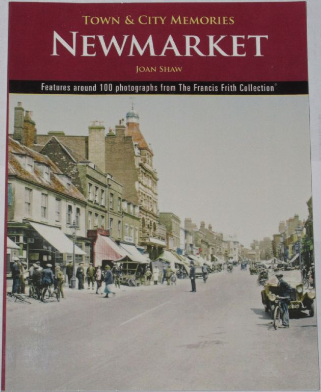 Newmarket, by Joan Shaw
